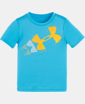 Boys' Toddler UA Branded #1 T-Shirt