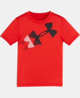 Boys' Infant UA Branded #1 T-Shirt