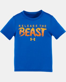 Boys' Pre-School UA Release The Beast T-Shirt