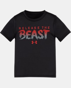 Boys' Toddler UA Release The Beast T-Shirt