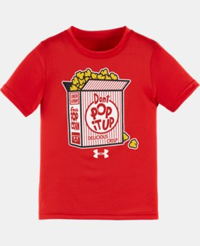 Boys' Pre-School UA Don't Pop It Up T-Shirt