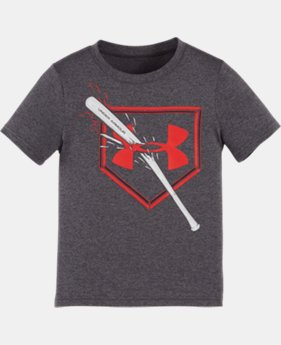 Boys' Pre-School UA Breaking Bat T-Shirt