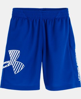 Boys' Pre-School UA Striker Shorts