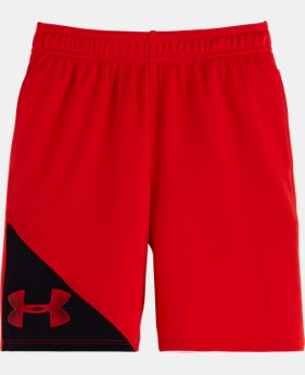 Boys' Pre-School UA Prototype Shorts LIMITED TIME: FREE U.S. SHIPPING  $13.99