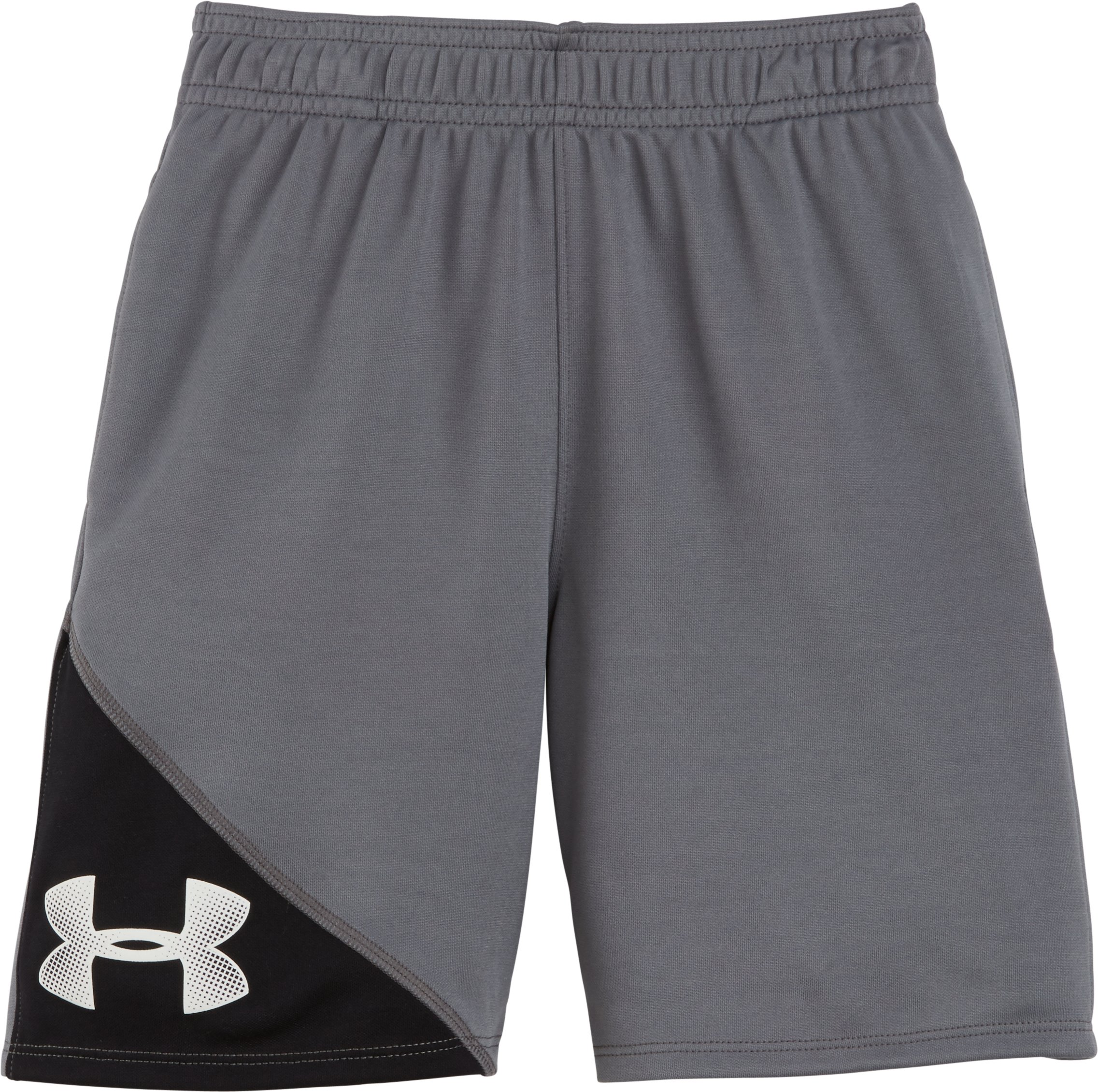 Boys' Toddler UA Prototype Shorts, Graphite