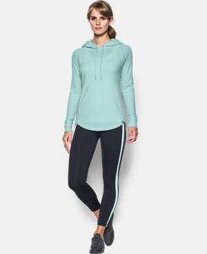 Women's UA Waffle Hoodie LIMITED TIME: UP TO 30% OFF 1 Color $37.49