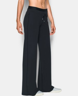 New Arrival  Women's UA Favorite Wide Leg Pant LIMITED TIME: UP TO 30% OFF 2 Colors $56.99 to $74.99