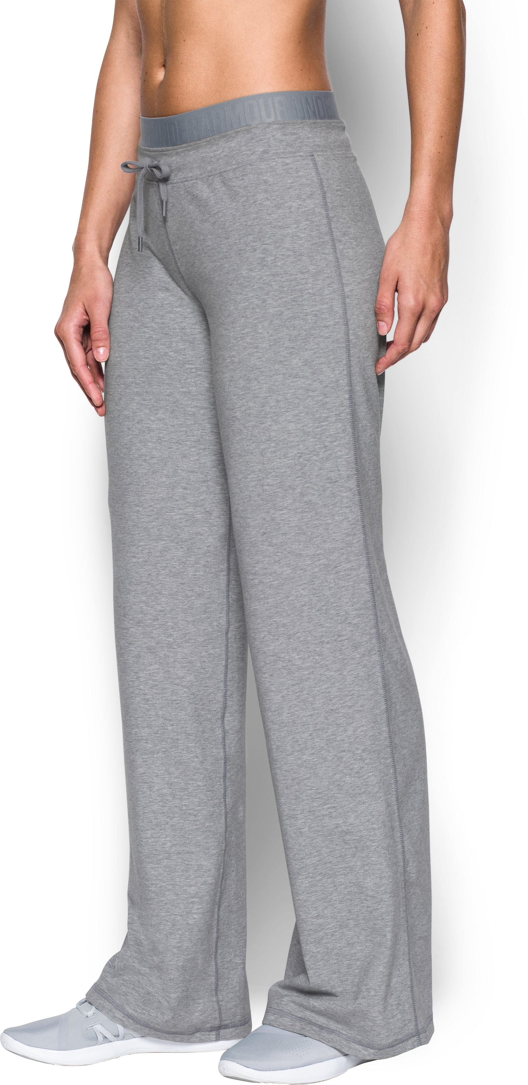 Women's UA Favorite Wide Leg Pants | Under Armour US