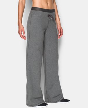 New Arrival  Women's UA Favorite Wide Leg Pant LIMITED TIME: FREE SHIPPING 1 Color $56.99 to $74.99