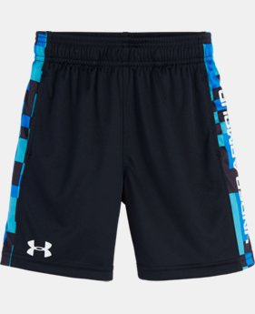 Boys' Toddler UA Pixel Zoom Eliminator Shorts