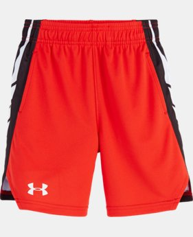Boys' Pre-School UA Select Shorts   $18.99