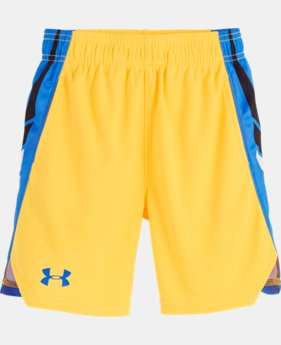 New Arrival Boys' Pre-School UA Select Shorts LIMITED TIME: FREE SHIPPING  $24.99