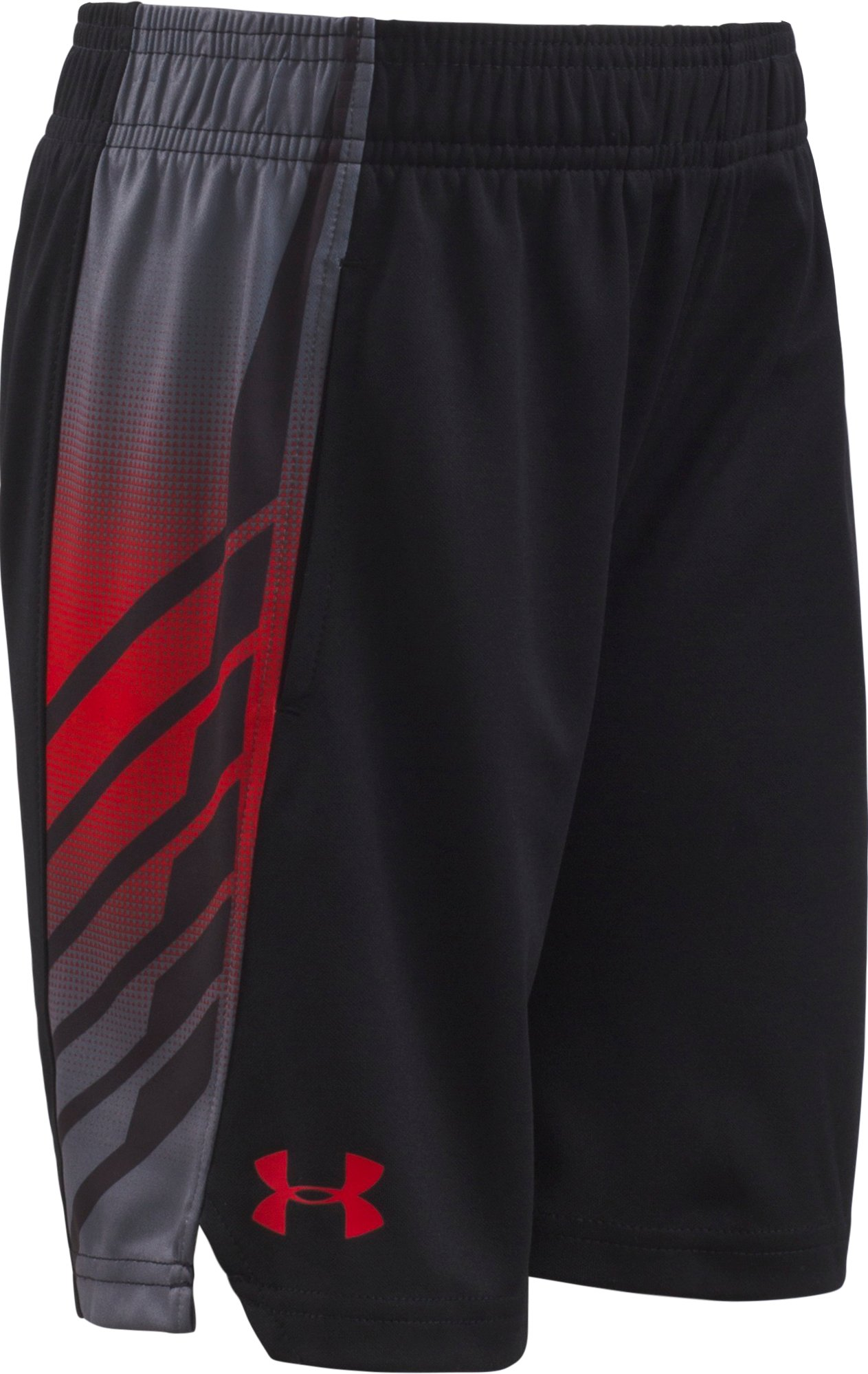 Boys' Toddler UA Select Shorts, Black