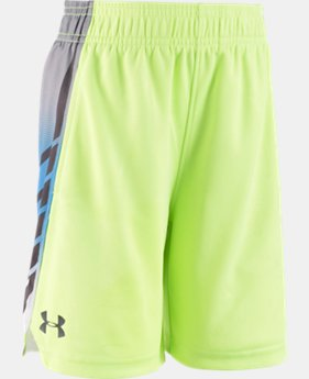 Boys' Toddler UA Select Shorts  2 Colors $18.99