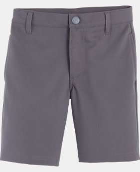 Boys' Pre-School UA Golf Medal Play Shorts