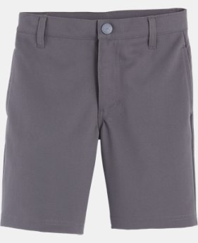 Boys' Toddler UA Golf Medal Play Shorts