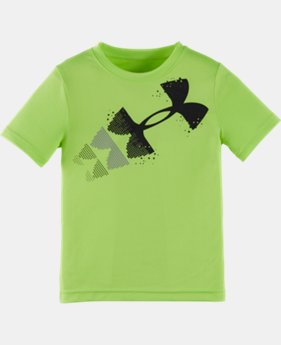 Boys' Pre-School UA Branded 1 T-Shirt LIMITED TIME: FREE SHIPPING 1 Color $17.99
