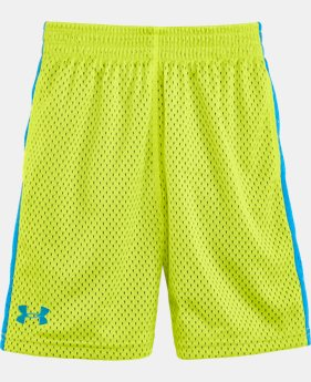 Boys' Pre-School UA Influencer Shorts  1 Color $11.24