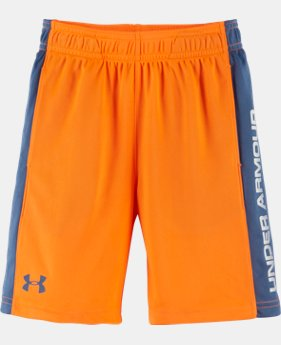 Boys' Pre-School UA Eliminator Shorts LIMITED TIME: FREE SHIPPING 1 Color $21.99