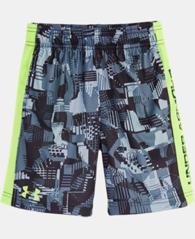 Boys' Infant UA Anaglyph Eliminator Shorts