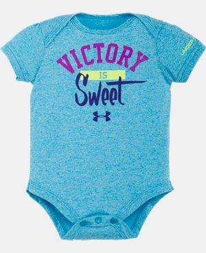 Girls' Newborn UA Victory Is Sweet Bodysuit Set LIMITED TIME: FREE U.S. SHIPPING 1 Color $11.99