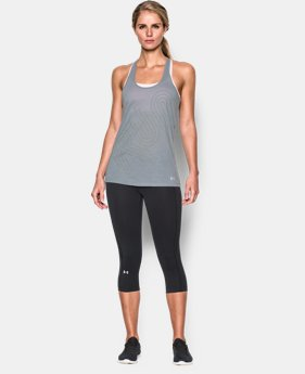 New Arrival  Women's UA Run Graphic Tank  3 Colors $34.99