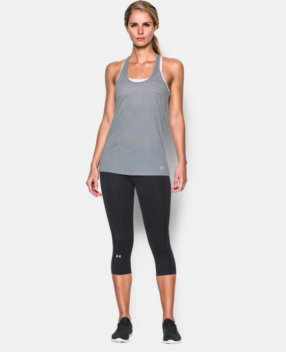 Women's UA Run Graphic Tank   $22.99