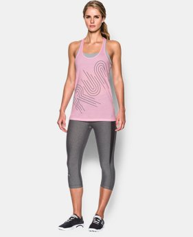 Women's UA Run Graphic Tank