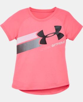Girls' Infant UA Fly By Logo T-Shirt