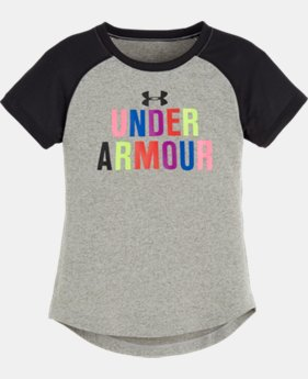 Girls' Pre-School UA Favorites T-Shirt