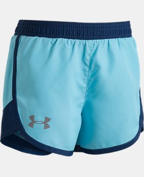 Girls' Toddler UA Fast Lane Shorts   $29.15