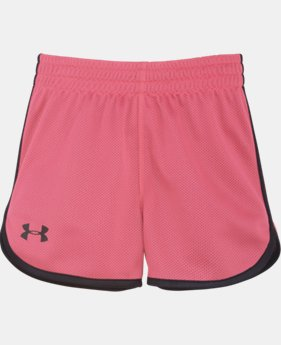 Girls' Pre-School UA Essentials Shorts