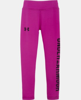 Girls' Pre-School UA Favorite Leggings  1 Color $22.99