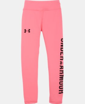 Girls' Toddler UA Favorite Leggings  1 Color $22.99
