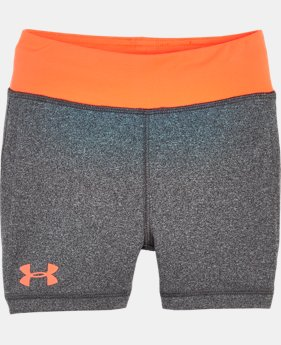Girls' Pre-School UA Yoga Shorts   $11.24
