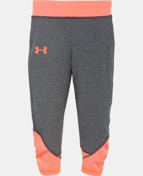 Girls' Pre-School UA Game Changer Capri