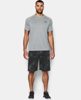 Men's UA Terry Graphic Shorts