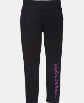 Girls' Pre-School UA Remix Leggings  1 Color $20.99
