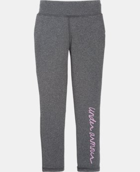 Girls' Pre-School UA Remix Leggings
