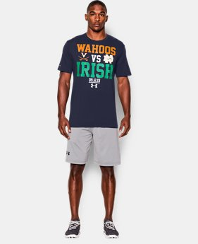 Men's Notre Dame vs UVA T-Shirt