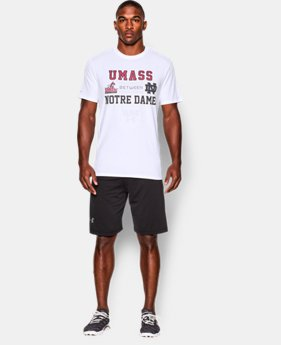 Men's Notre Dame vs UMASS T-Shirt