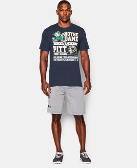 Men's Notre Dame vs Pitt T-Shirt