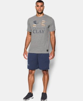 Men's UA x Muhammad Ali Cassius Sportstyle T-Shirt LIMITED TIME: FREE SHIPPING 1 Color $34.99