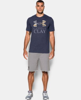 Best Seller Men's UA x Muhammad Ali Cassius Sportstyle T-Shirt LIMITED TIME: FREE SHIPPING  $34.99