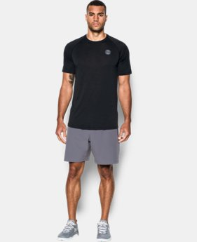 New Arrival Men's UA Tech™ Scope T-Shirt  1 Color $27.99