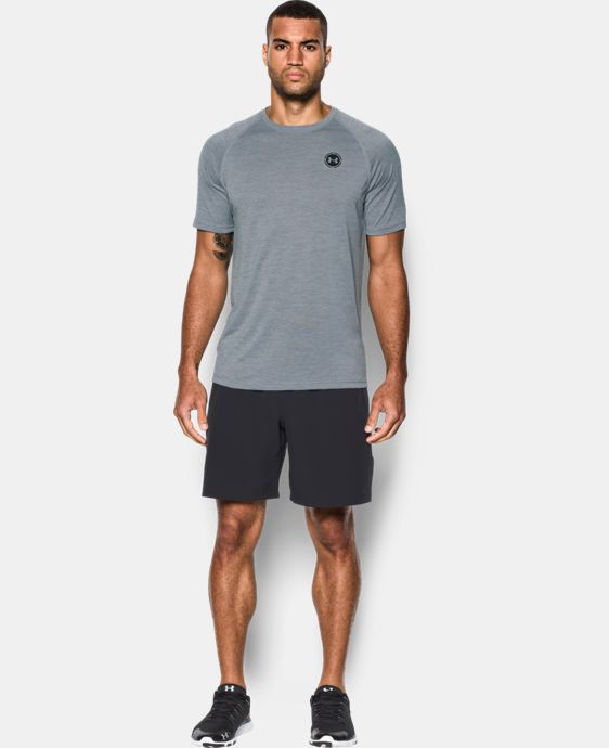 New Arrival  Men's UA Tech™ Scope T-Shirt  1 Color $32.99