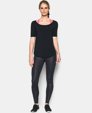 Women's UA Essential Demi T-Shirt   1 Color $33.99