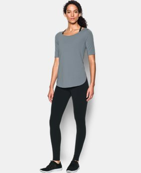New Arrival  Women's UA Essential Demi T-Shirt   1 Color $33.99 to $44.99