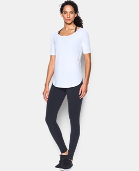 New Arrival  Women's UA Essential Demi T-Shirt  LIMITED TIME: FREE SHIPPING 1 Color $33.99 to $44.99