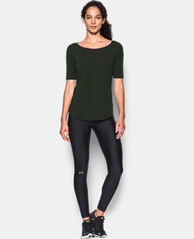 Women's UA Essential Demi T-Shirt  1 Color $29.99